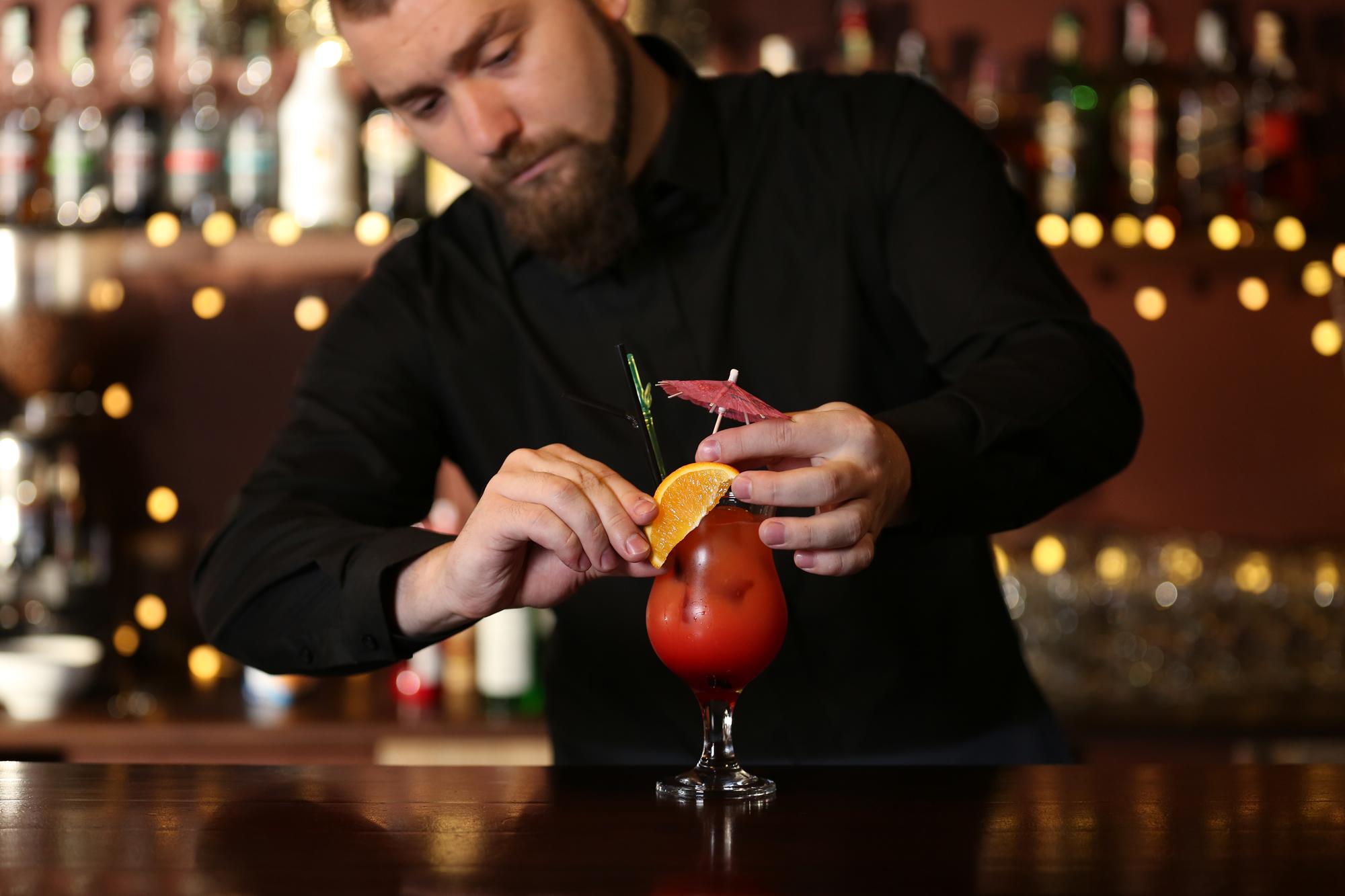 Cocktail Bar Training