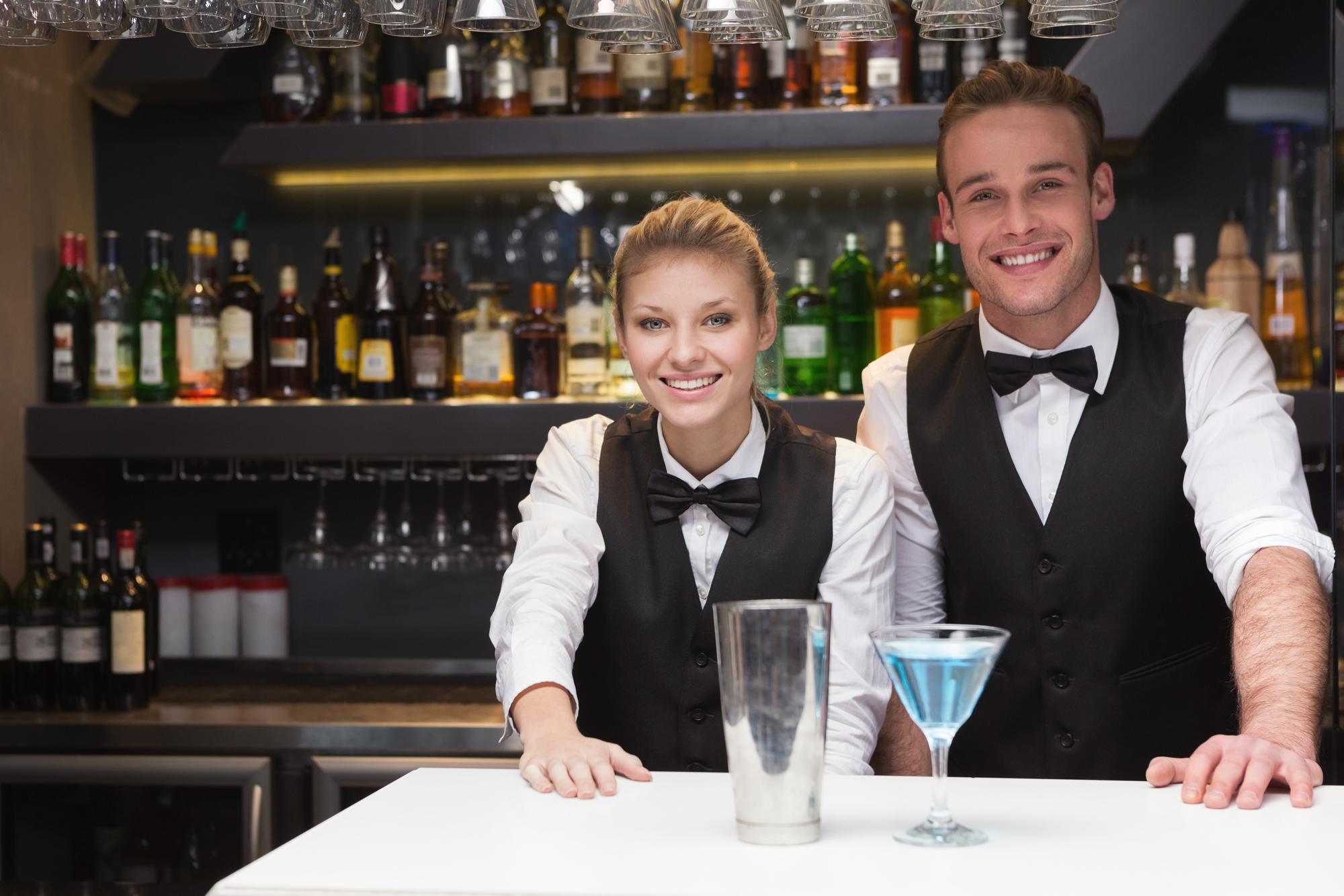 Bar Skills Training