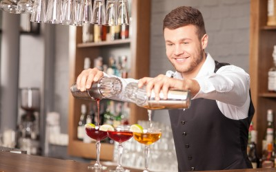 Flair Bartender Training Coming Soon in Manchester